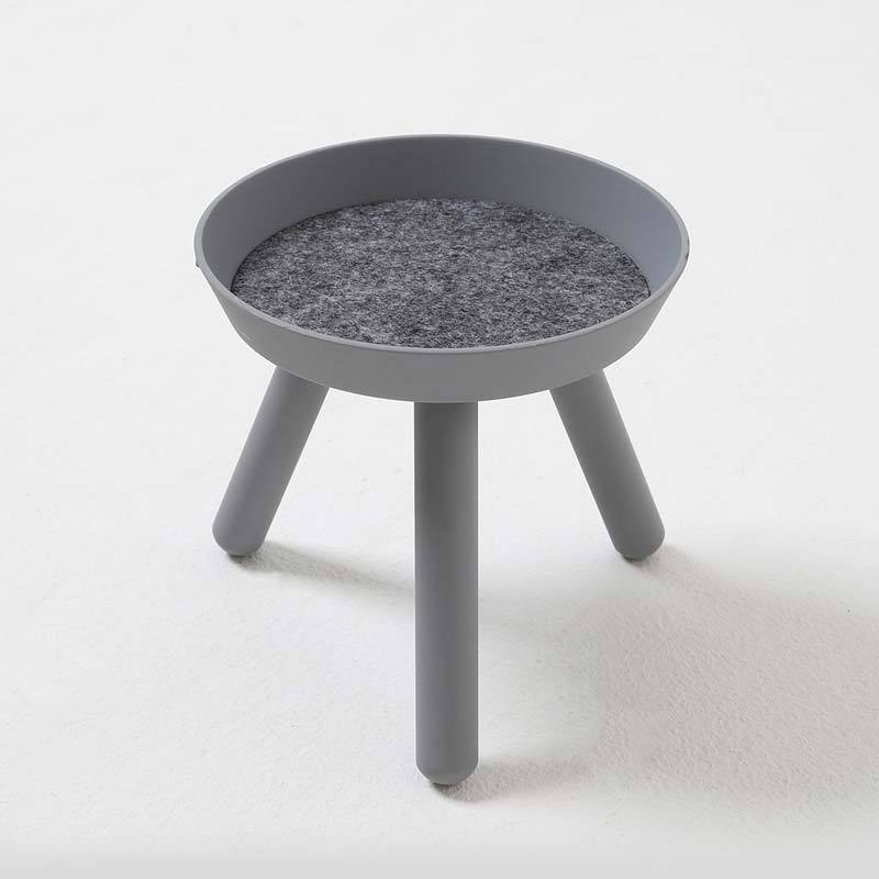 Inherent Oreo Table Grey - Tall Medium - CreatureLand