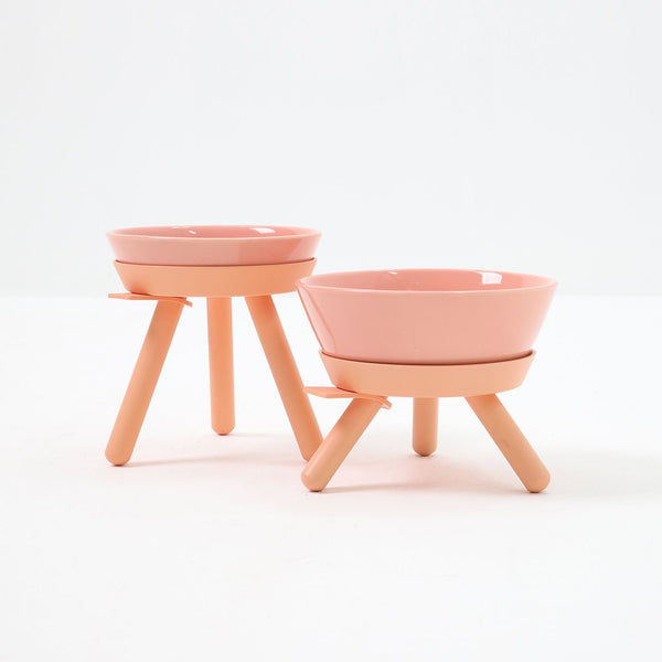 Inherent Oreo Table Pink - Short Medium - CreatureLand