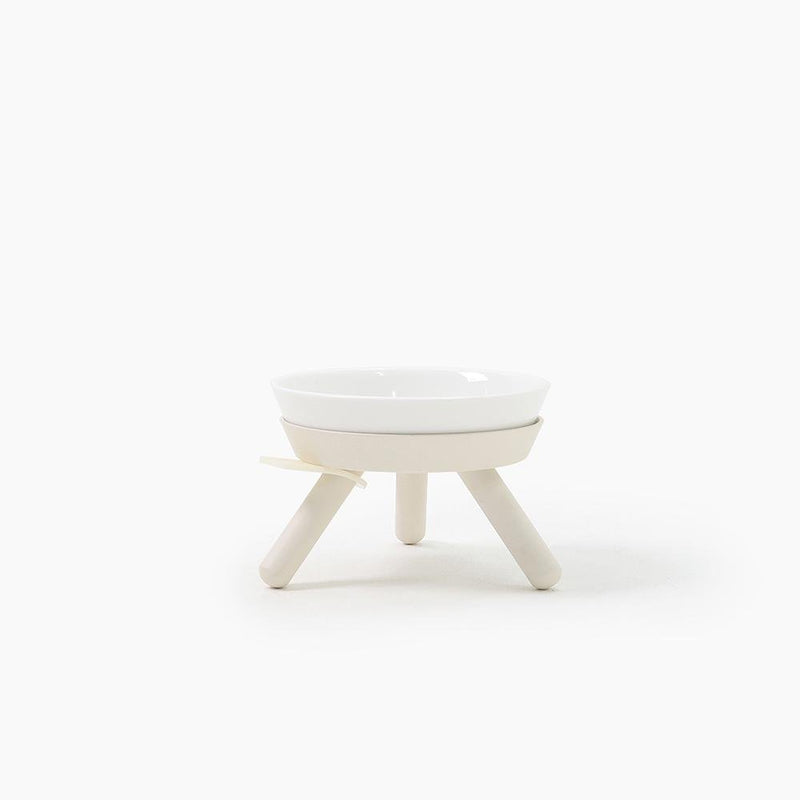 Inherent Oreo Table White - Short Small - CreatureLand