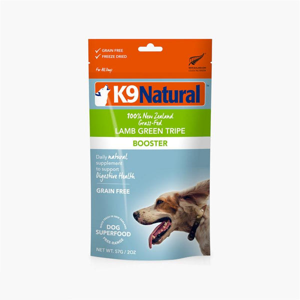 K9 Natural Freeze Dried Beef Tripe Topper (75g) - CreatureLand