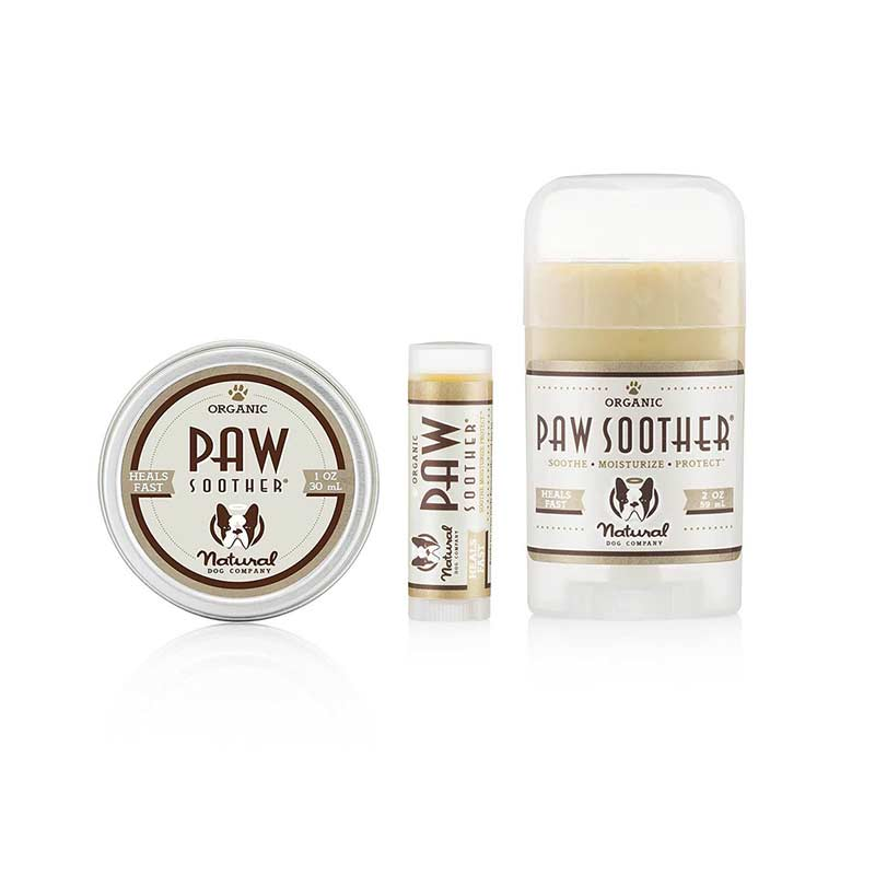Natural Dog Company Organic Paw Soother® - CreatureLand