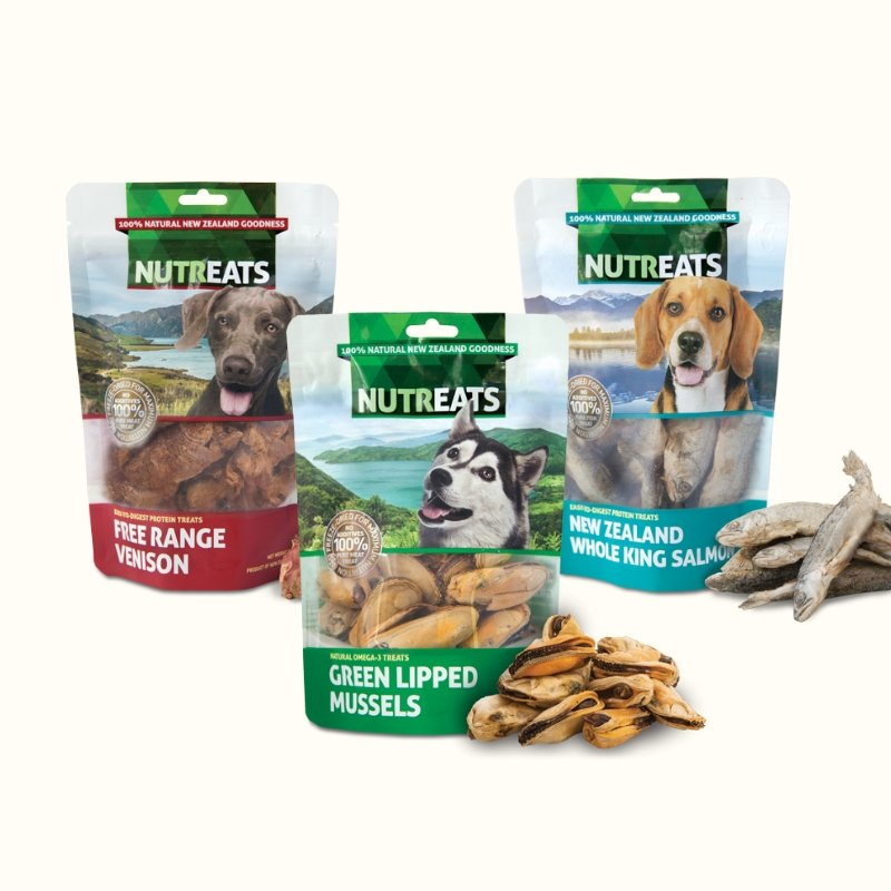 Nutreats Premium Dog Bundle - 3 for $45 - CreatureLand
