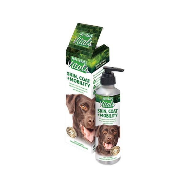 Nutreats Skin, Coat and Mobility Supplement - CreatureLand