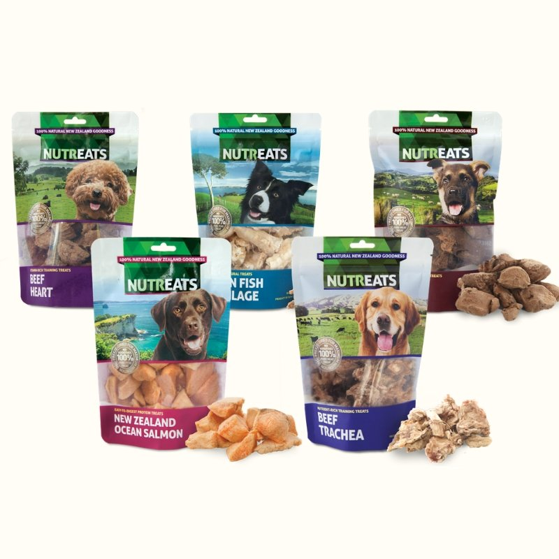 Nutreats Standard Dog Bundle - 3 for $36 - CreatureLand