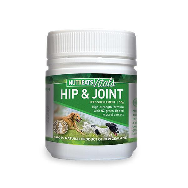 Nutreats Vitals Hip & Joint Supplement for Dog - CreatureLand
