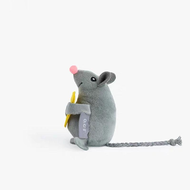 OCE Cheesy Mousey Cat Teaser - CreatureLand