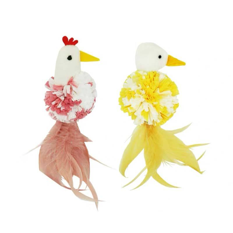 OCE Little Chick Catnip Toy - CreatureLand