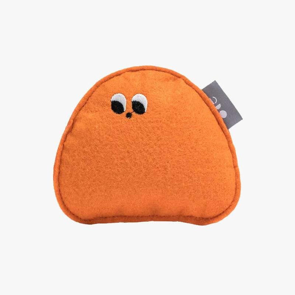 OCE Orange Monster Catnip Toy - CreatureLand