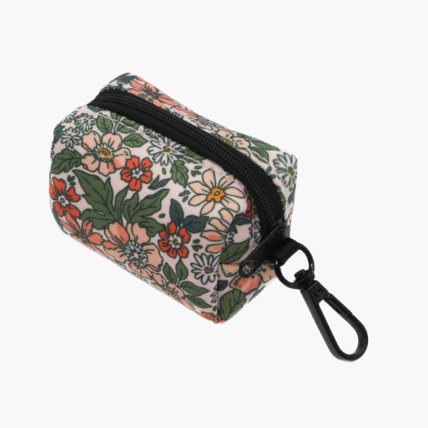 PABLO & Co. Poop Bag Carrier - Grandma's Garden - CreatureLand