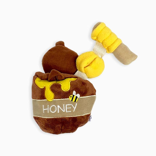 Perla Honey Jar Nose Work Dog Toy - CreatureLand