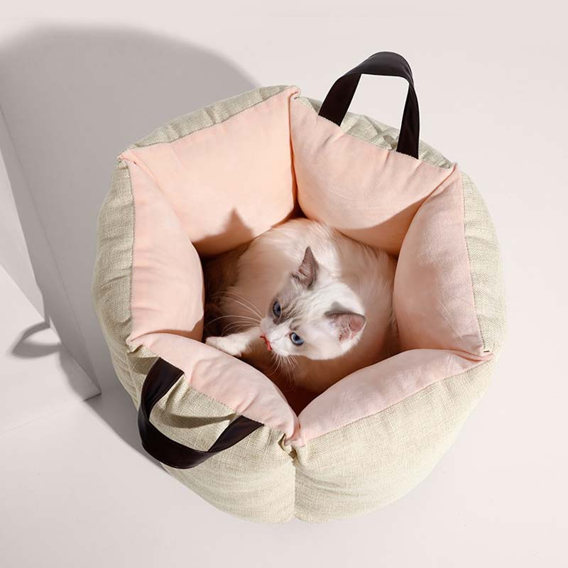 Petshy Carryall Bag Bed - CreatureLand