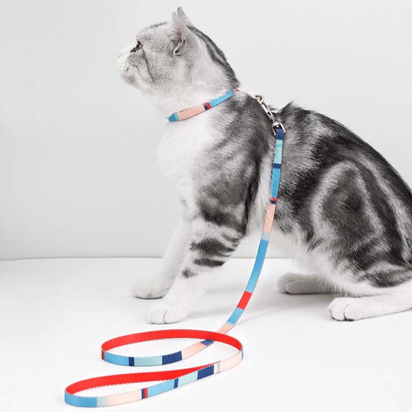 Petshy Cat Harness and Leash Set (3 Colours) - CreatureLand