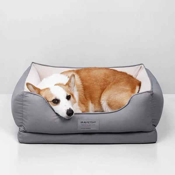 Petshy Deep Sleep Pet Bed (2 Colours) - CreatureLand