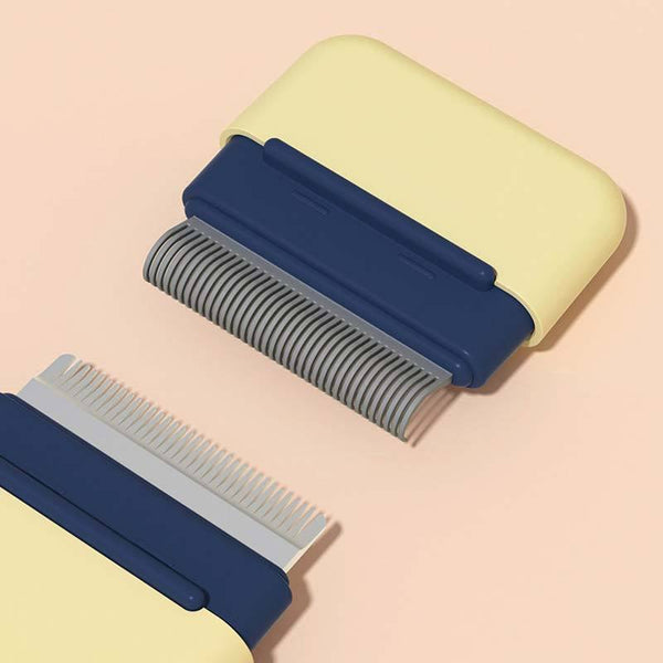 Petshy Two-Way Pocket Comb (2 Colours) - CreatureLand