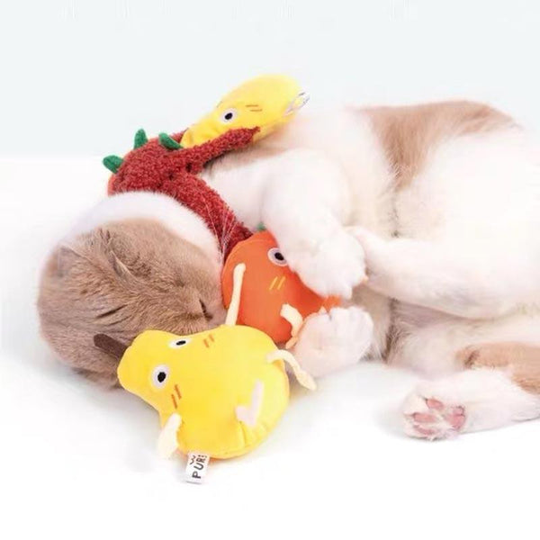 PurLab Prosperity Cat Toy - CreatureLand