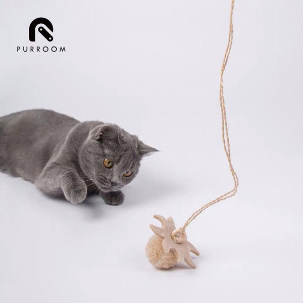 Purroom Octopus Cat Toy - CreatureLand