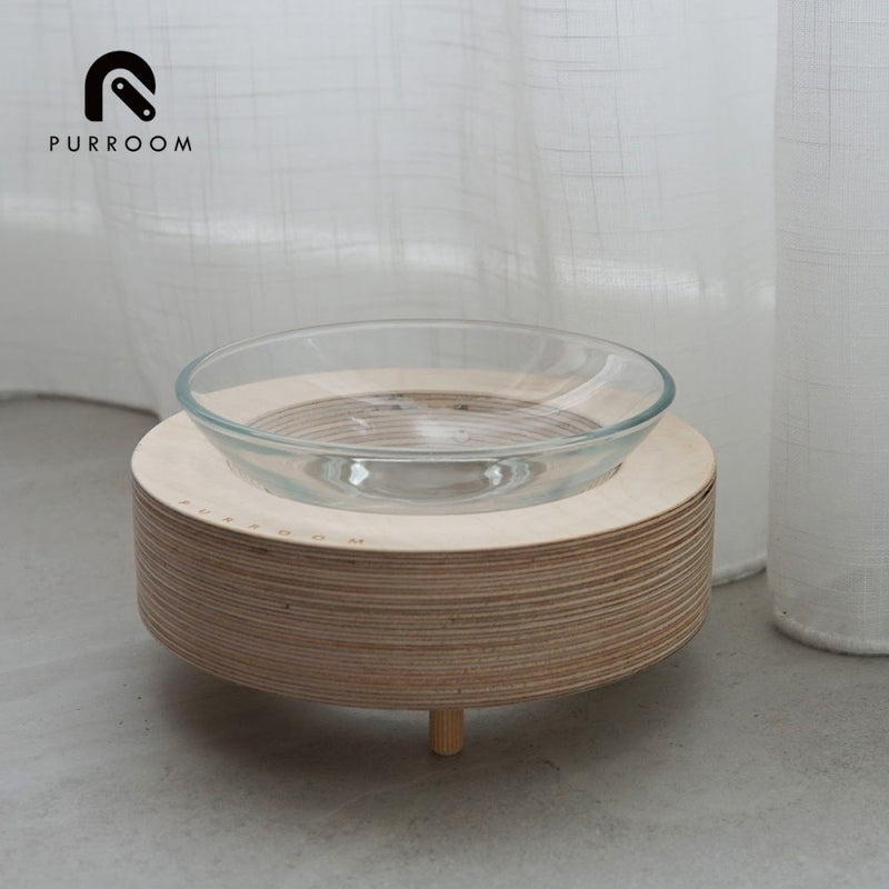 Purroom Savoheim Pet Food Bowl - CreatureLand