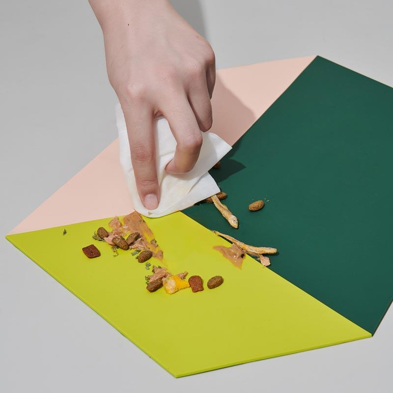 Purrre Food Mat'e' Placemat (2 Colours) - CreatureLand