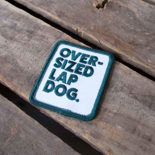 Scout's Honour Oversized Lap Dog Merit Badge - CreatureLand