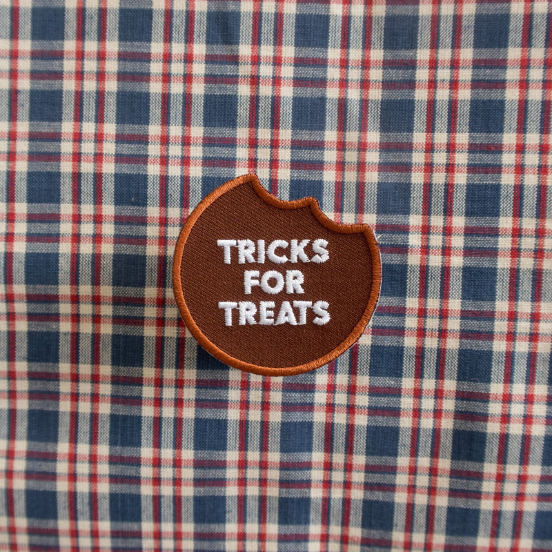 Scout's Honour Trick For Treats Merit Badge - CreatureLand