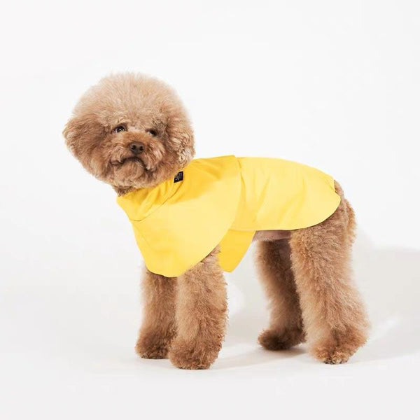 Sniff's Friends Cape Raincoat - Yellow - CreatureLand