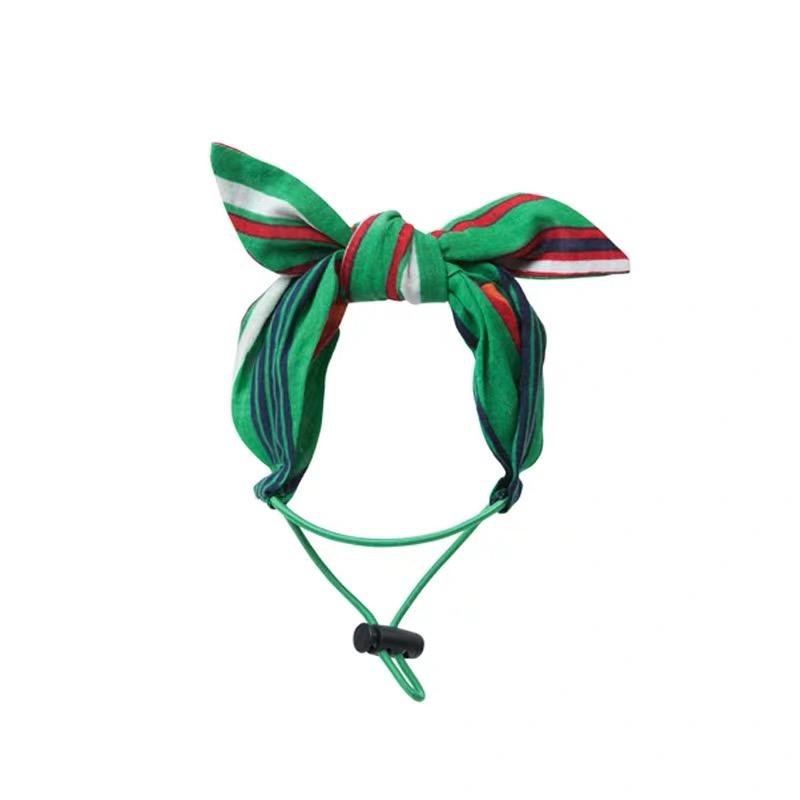 Sniff's Friends Stripe Headband - Green - CreatureLand