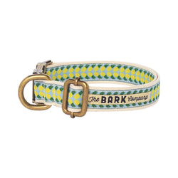 The Bark Co. Pineapple Dog Collar - CreatureLand