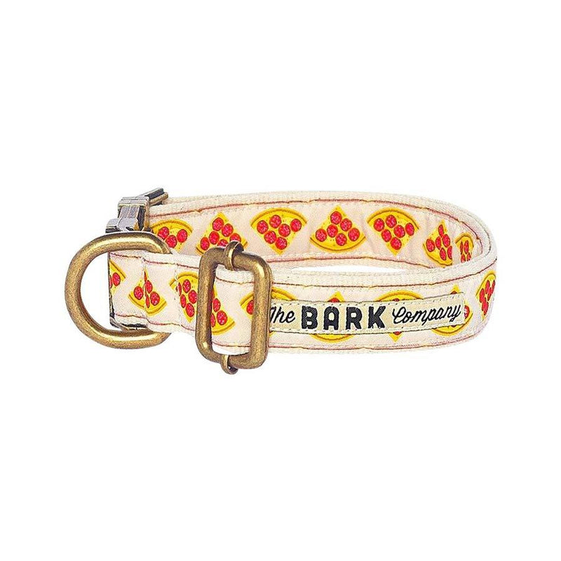 The Bark Co. Pizza Dog Collar - CreatureLand