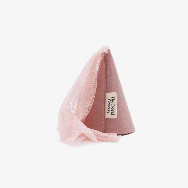 The Royal Grocery Bella Hat - Pink - CreatureLand