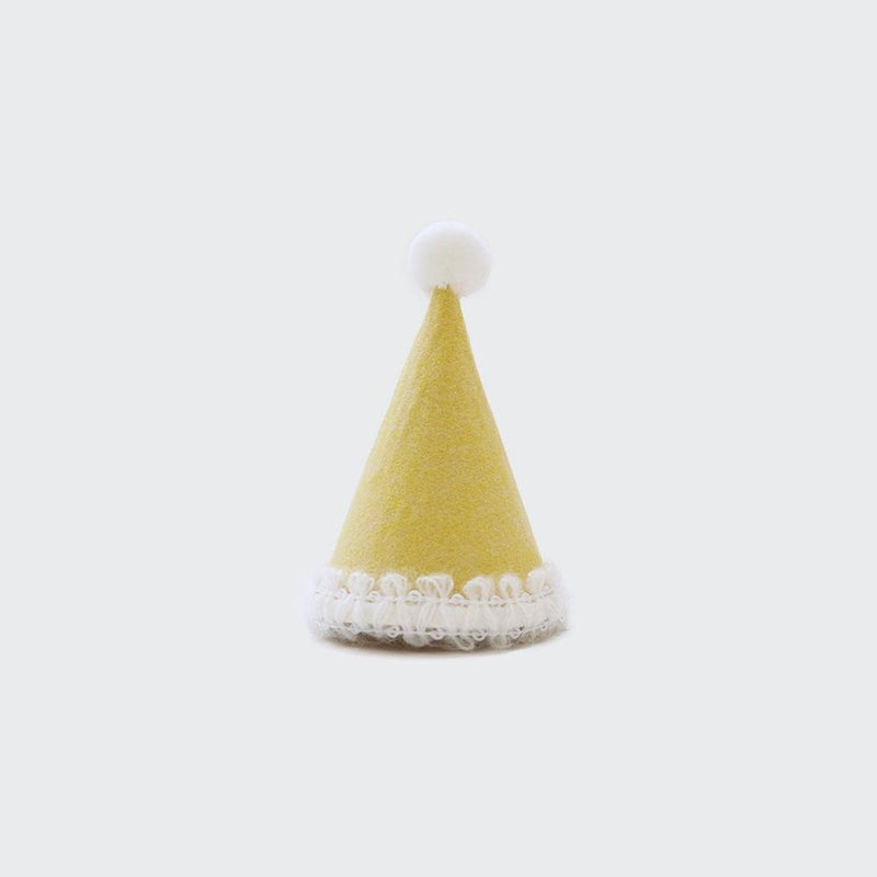 The Royal Grocery BonBon Hat - Mustard - CreatureLand