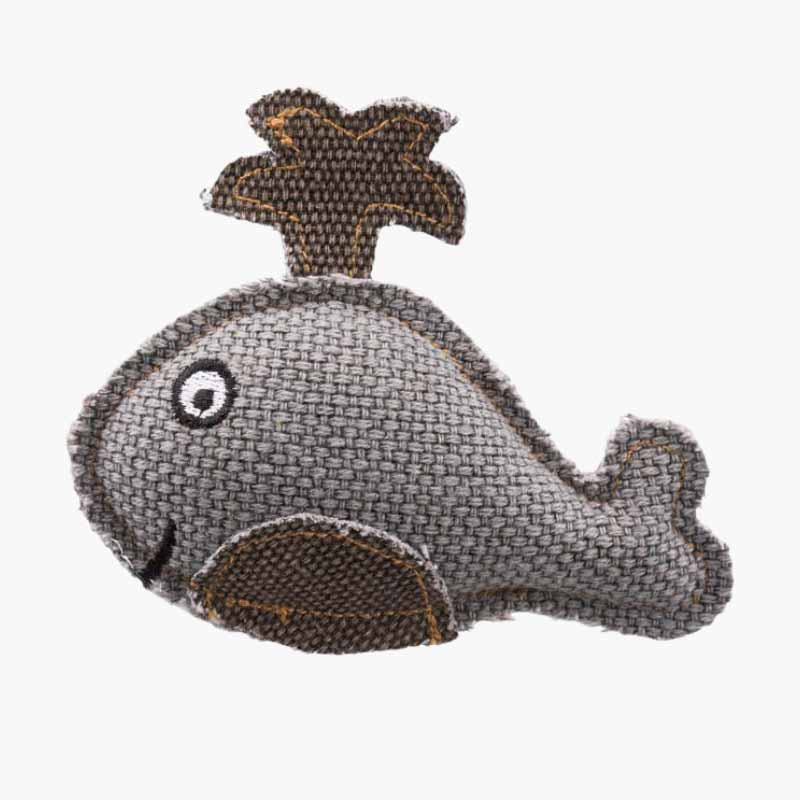 TRIXIE BE NORDIC Whale Catnip Toy - CreatureLand