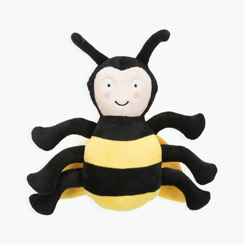 TRIXIE Bee Plush Dog Toy - CreatureLand