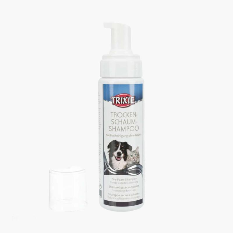 TRIXIE Dry Foam Shampoo For Dogs and Cats - 450ml - CreatureLand