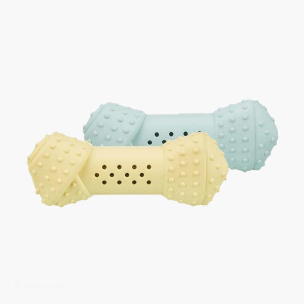 TRIXIE Junior Cooling Bone For Puppy (2 Colours) - CreatureLand