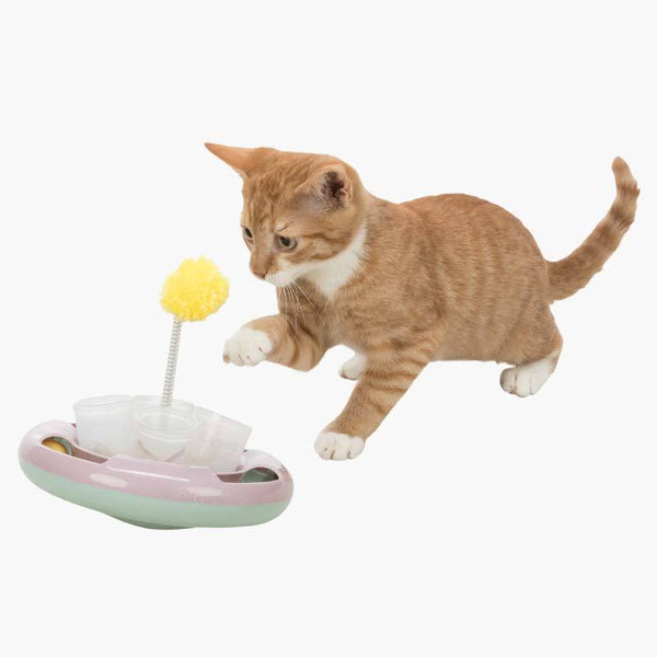 TRIXIE Junior Kitten Snack & Play - CreatureLand