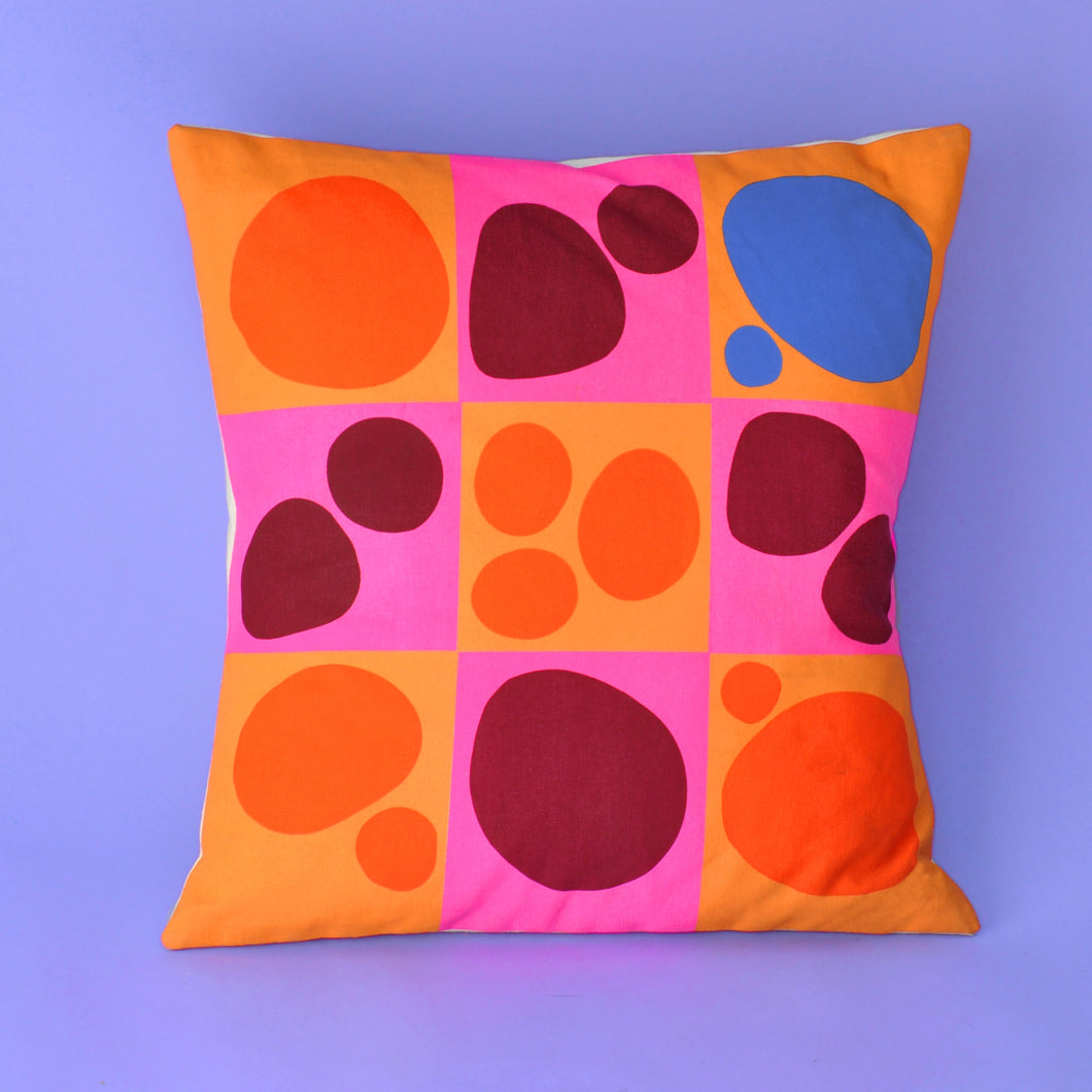 Blobs Pillow