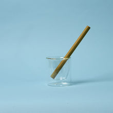 Load image into Gallery viewer, reusable bamboo straw