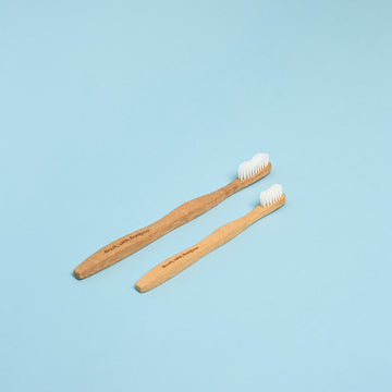 Bamboo Toothbrush - Adult + Kids