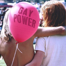 Load image into Gallery viewer, Gay Power T-shirt