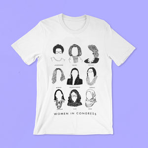 Women In Congress T-Shirts