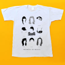 Load image into Gallery viewer, Women In Music Kid's T-shirts