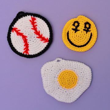 Crochet Hangings