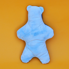 Load image into Gallery viewer, Denim Teddy Bear