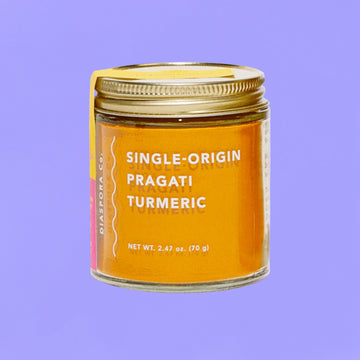 Single-Origin Pragati Turmeric