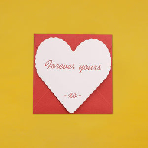 Forever Yours Card