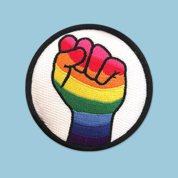 Patch: Rainbow Fist