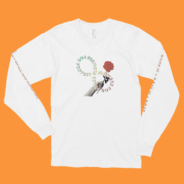 Flowers for Peace Flowers for Protest T-shirt