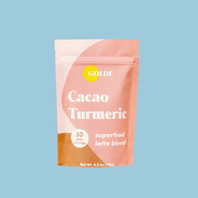 Load image into Gallery viewer, Cacao Turmeric Latte Blend