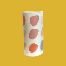 Load image into Gallery viewer, Painted Ceramic Vases