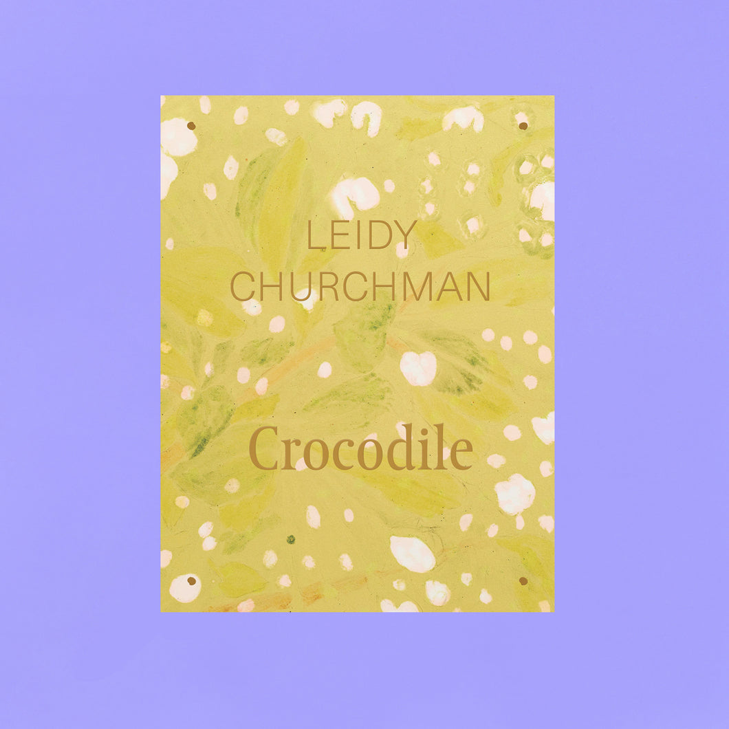 Leidy Churchman: Crocodile